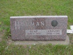 Adeline <I>Grosz</I> Holman