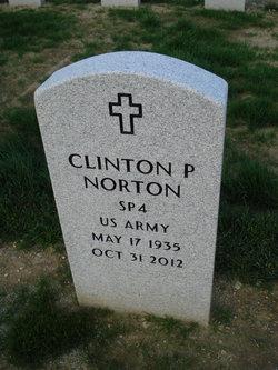 Clinton Paul Norton