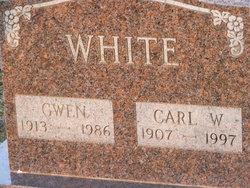 Gwendolyn <I>McDermott</I> White