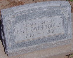 Paul Owen Tooley