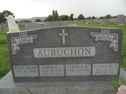 """Norman L """"Aubby"""" Aubuchon"""