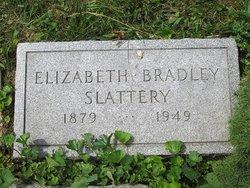 Elizabeth Virginia <I>Bradley</I> Slattery