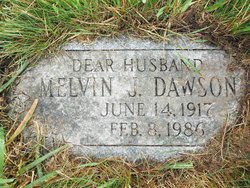 Melvin John Dawson