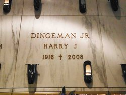 Harry J Dingeman, Jr