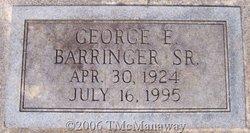 George Edney Barringer, Sr