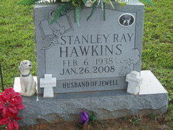 PFC Stanley Ray Hawkins