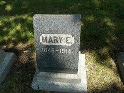Mary E. <I>Bliss</I> Buell