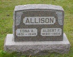 Albert F Allison