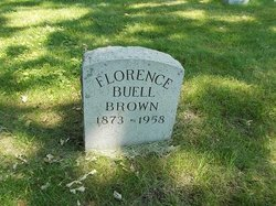 Florence <I>Buell</I> Brown