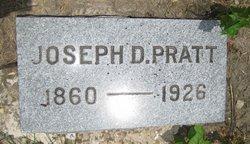Joseph D Pratt