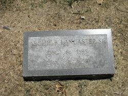 Archie Bedon Lancaster Sr.