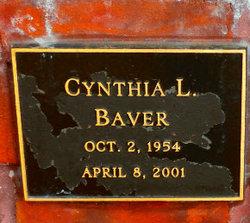 Cynthia L Baver