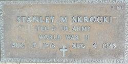 Stanley M Skrocki