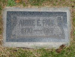 Annie Ellen <I>Davey</I> Paul