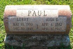 Alga <I>Dagley</I> Paul