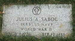 Julius A. Sabol