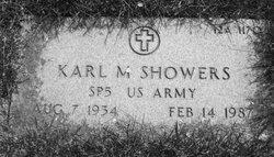 Karl M. Showers