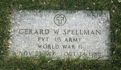 Gerard W. Spellman