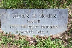Reuben H Brann