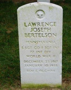 Lawrence Joseph Bertelson