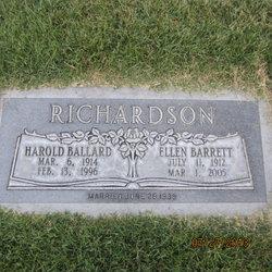 Harold Ballard Richardson