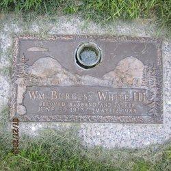 William White, III