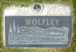 Delbert Wolfley