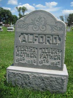 Albert D. Alford