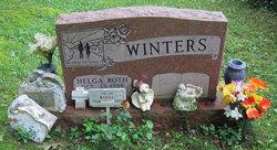 Mrs Helga <I>Roth</I> Winters