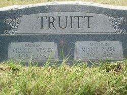Minnie Pearl <I>Reed</I> Truitt