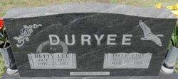 Betty Lee <I>McReynolds</I> Duryee