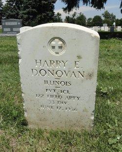 Harry E. Donovan
