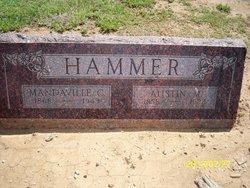 """Mandeville Melissa """"Mandy"""" <I>Crawford</I> Hammer"""