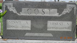 Ernest Nathaniel Cost