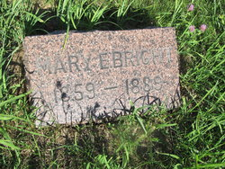 Mary E. <I>Harmon</I> Bright