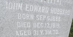 John Edward Hubbard