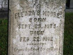 """Eleaza Benjamin """"Elijah"""" Moore"""