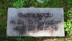 PFC George Bartko
