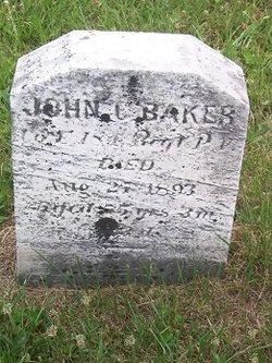 John C Baker