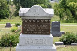 Sterling Wallace Hazen