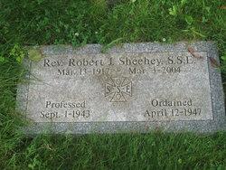 Rev Robert J. Sheehey