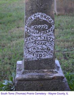 John Crittenden Borah