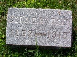 Cora <I>Chapman</I> Barker