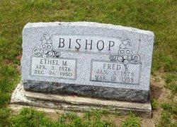 Ethel Maude <I>Lamb</I> Bishop