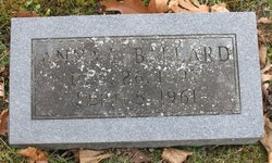 Anna L <I>Kuebler</I> Ballard