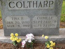 """Tina Ruby """"Tiny"""" <I>Pankey</I> Coltharp"""