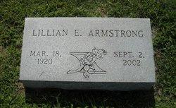 Lillian Earl Blake Arnold <I>Collins</I> Armstrong