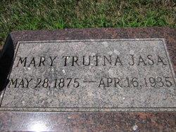 Mary <I>Trutna</I> Jasa