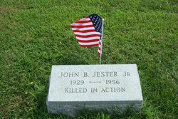 John Boone Jester, Jr