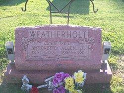 Antionette Weatherholt